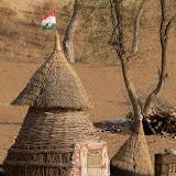Village de la réserve de Marwar