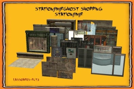stationjimjrGhost Shopping I Walls and Buildings (StationJimJr) lassoare-rct3