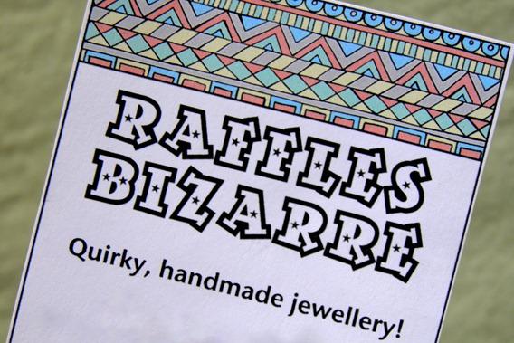 raffles bizarre giveaway