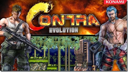 CONTRA : Free Run and Gun Action for iOS and Android