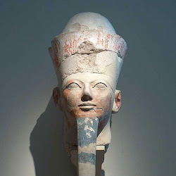 51 - Busto de la reina Hatsepsut de la dinastia XVIII
