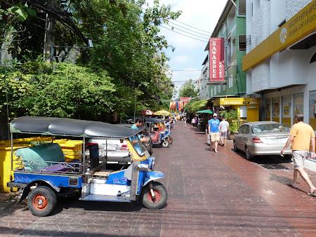 Soi Rambuttri Bangkok