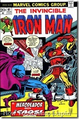 P00205 - El Invencible Iron Man #61