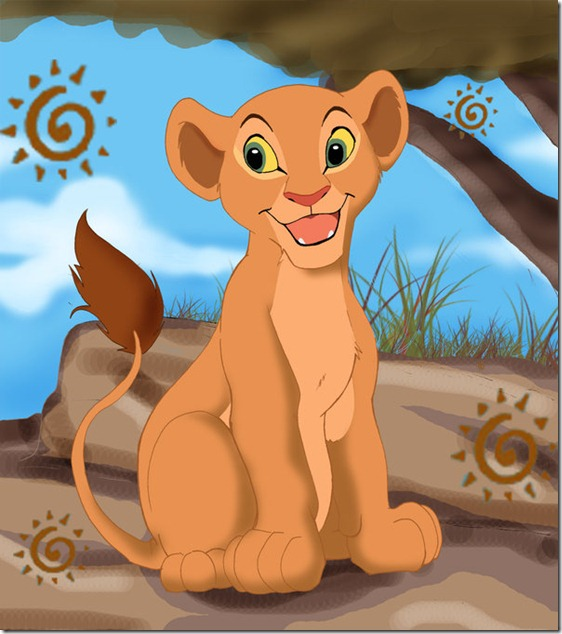 El Rey León,The Lion King,Simba (127)