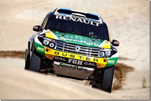 Duster Dakar Rally 2014 01