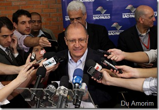O Governador, Geraldo Alckmin, entrega 2 novos trens para a Linha 8 Diamante da CPTM