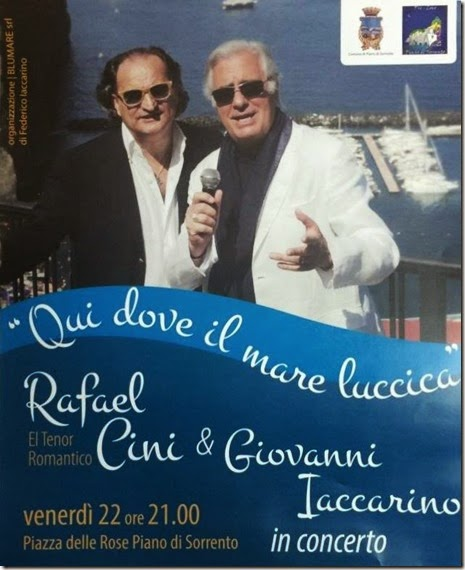 Concerto Rafael Cini e Giovanni Iaccarino