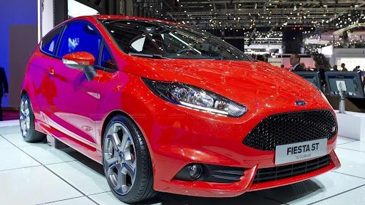 2013 Ford Fiesta ST 180 PS Güç Üretiyor!