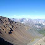 Вид с перевала Четырёх