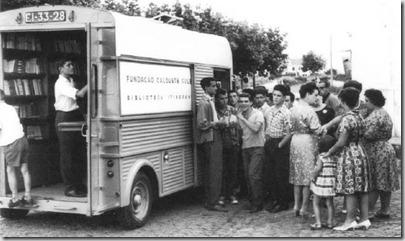 1958 Biblioteca Itinerante