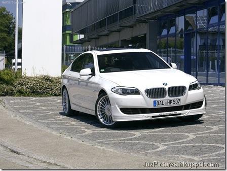 Alpina BMW B5 Bi-Turbo 4