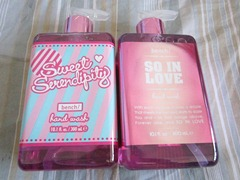bench sweet serendipity and so in love hand wash, bitsandtreats
