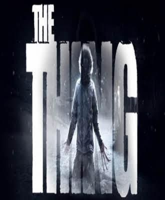 Quái Vật Kinh Dị - The Thing