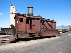 Snow Spreader Northern Nevada RR
