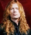Dave Mustaine - Vocal, guitarra e piano