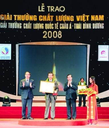 Giải thưởng chất lượng Việt Nam