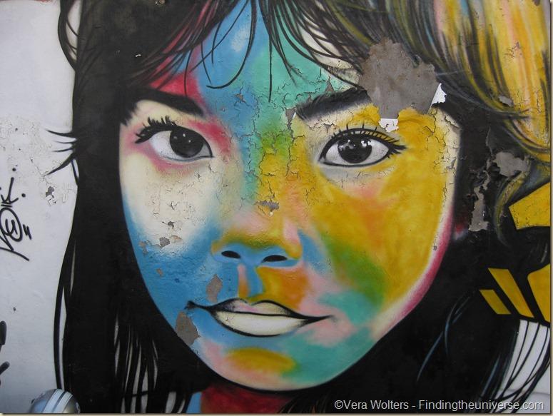Street Art von Noé Two in Phuket