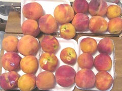 peaches for jam