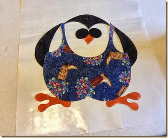 penguin #1