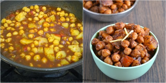How to prepare Aloo Chana Masala Recipe