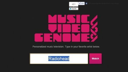 Music-Video-Genome