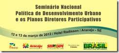 Seminário_Aracaju