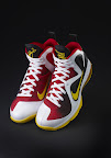 nike lebron 9 pe mvp 1 08 Unreleased Nike LeBron 9 MVP   Black Midsole Sample