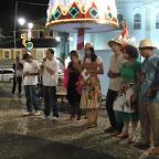 Apresentação da Comunidade Shalom no Pelourinho
