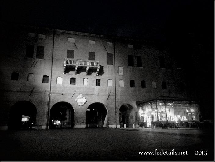 Dentro Via Coperta, Foto1, Ferrara, Emilia Romagna, Italia - Inside Via Blanket, Photo1, Ferrara, Emilia Romagna, Italy - Property and Copyrights of FEdetails.net