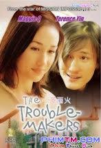 Cô Nàng Rắc Rối -  The Trouble-Makers