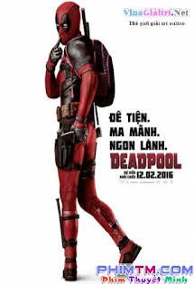 Quái Nhân - Deadpool Tập HD 1080p Full