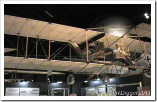 Curtiss 1911 Model D plane