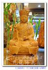 【南無大願地藏王菩薩】ㄧ尺三頂級台灣檜木一體成型雕刻@台北板橋九龍佛具