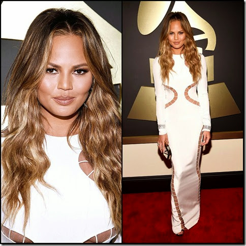 Chrissy 57th Grammy