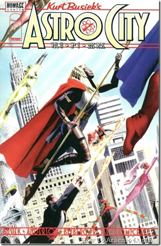 2011-12-23 - Astro City Vol2, 3 y Especiales