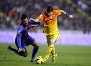 Hasil Levante vs Barcelona Liga Spanyol Senin 26 November 2012