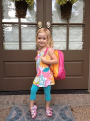 1st day of school