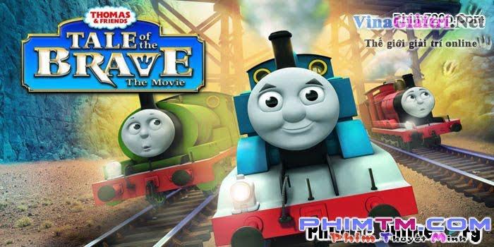Thomas Và Những Người Bạn - Thomas & Friends: Tale of the Brave