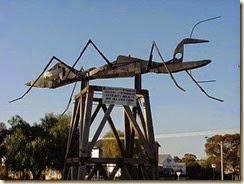 Big Ant sculpture BHQ