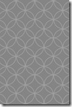 iPhone Wallpaper - Smokey Gray Circles - Sprik Space
