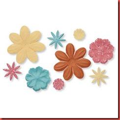 Paradise Paper FlowersZ1710