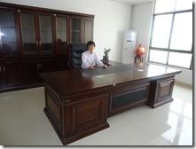 2010年5月 董事長室①