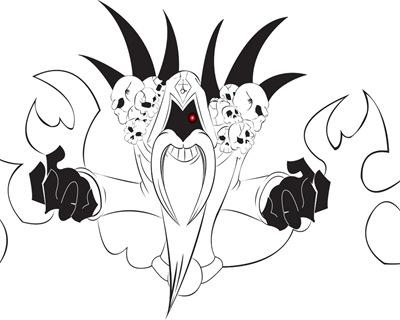 Brujo (no desvelaremos su nombre) creado por Shadow