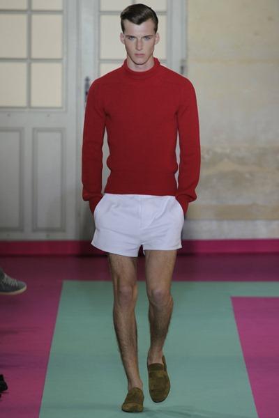 Paris Fashion Week Primavera 2012 - Acne