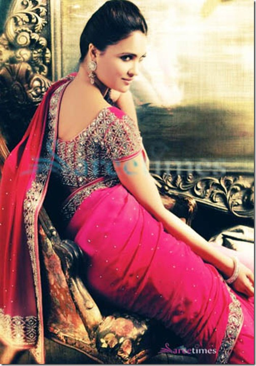 Lara_Durra_Pink_Saree