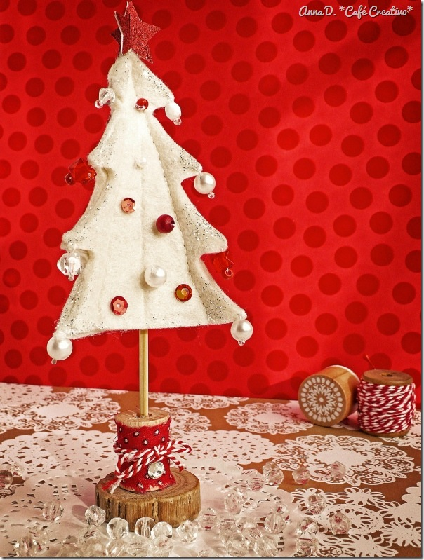 cafe creativo - Anna Drai - sizzix big shot - christmas tree (5)