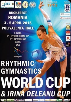 World Cup Bucharest 2015