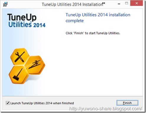 TuneUp Utilities 2014 Serial Number 3