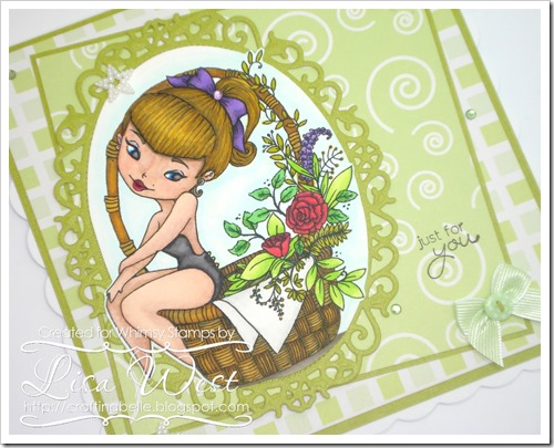 Lia Stampz Flower Girl (4)
