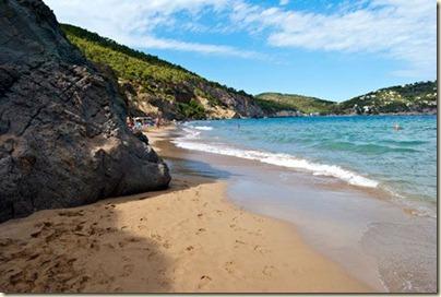 Playa des Cavallet